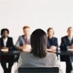 Job interview simulation