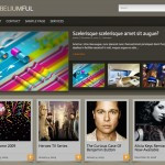 Magazine WordPress Theme: Nobeliumful and others free themes